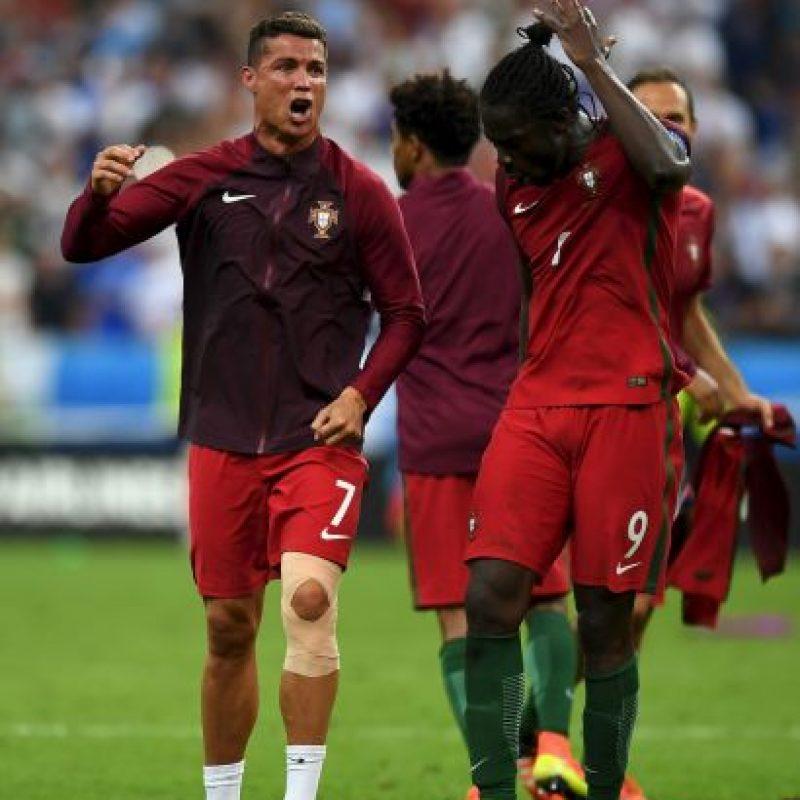 Cristiano Ronaldo motivó al delantero a cambiar la historia Foto:Getty Images