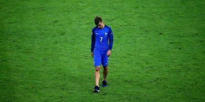 Antoine Griezmann (Francia) Foto:Getty Images