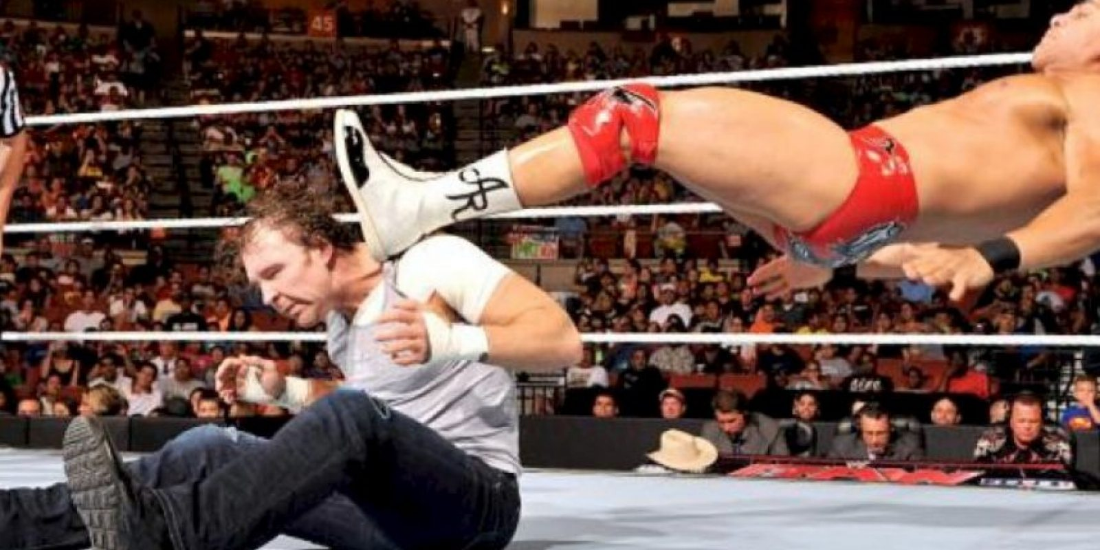 Alberto del Río Foto:WWE