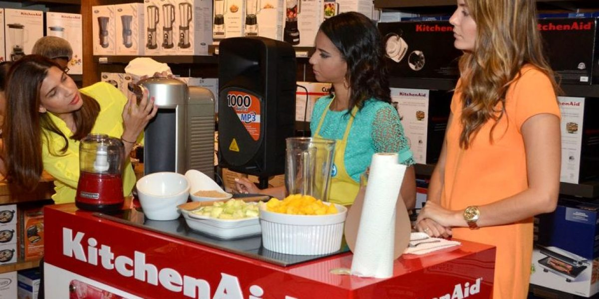 Kitchenaid y Culinary Group realizaron encuentro culinario