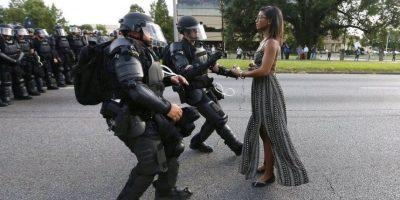 La fotografía del conflicto que se volvió viral
