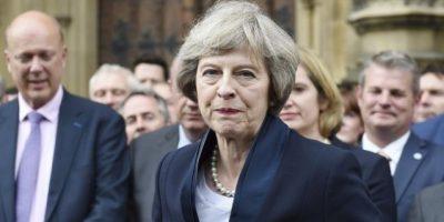Cameron deja el poder a la nueva Dama de Hierro