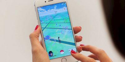"""Así se ve la aplicación no oficial para chaetar en """"Pokemon Go"""" Foto:Go Chat"""