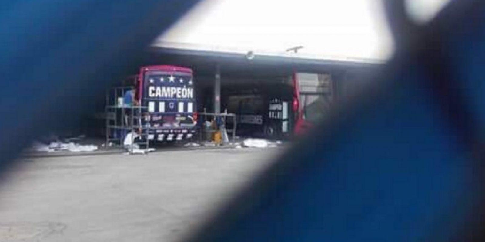 Monterrey cayó en la final ante Pachuca y no pudo celebrar el título en México Foto:Captura de pantalla