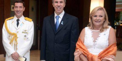 Celebran Bicentenario de la Independencia de Argentina