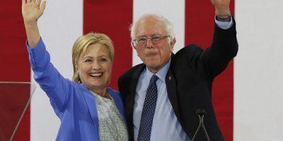 "Sanders se une a Hillary: ""Será una presidenta sobresaliente"""