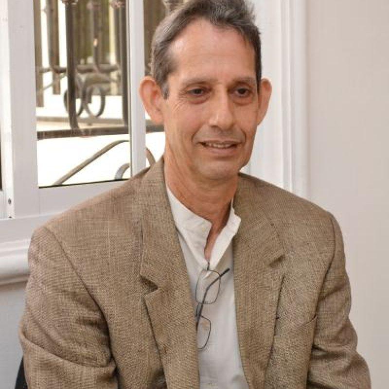 Silvestre A. De Moya. Director de Operaciones de la escuela. Foto:Mario De Peña