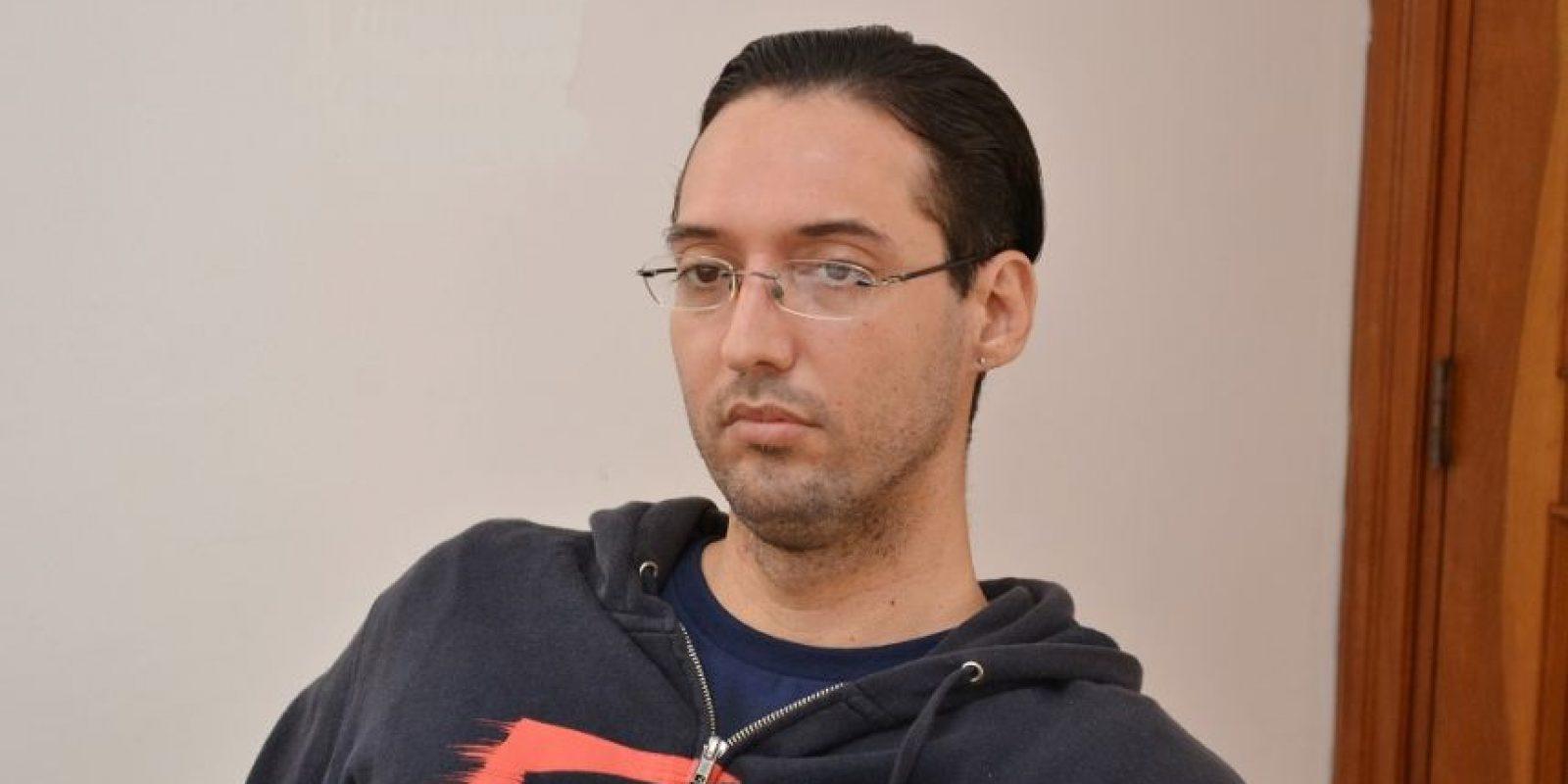 Sly de Moya. Coordinador de Carrera, Ensambles y Clases Privadas de Instrumentos. Foto:Mario De Peña