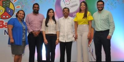Nestlé celebra 150 aniversario con Plan Barrio