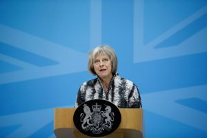 ¿Quién es Theresa May? Foto: Getty Images