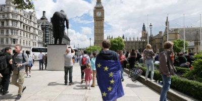 Parlamento de Gran Bretaña debatirá si celebra un segundo referéndum