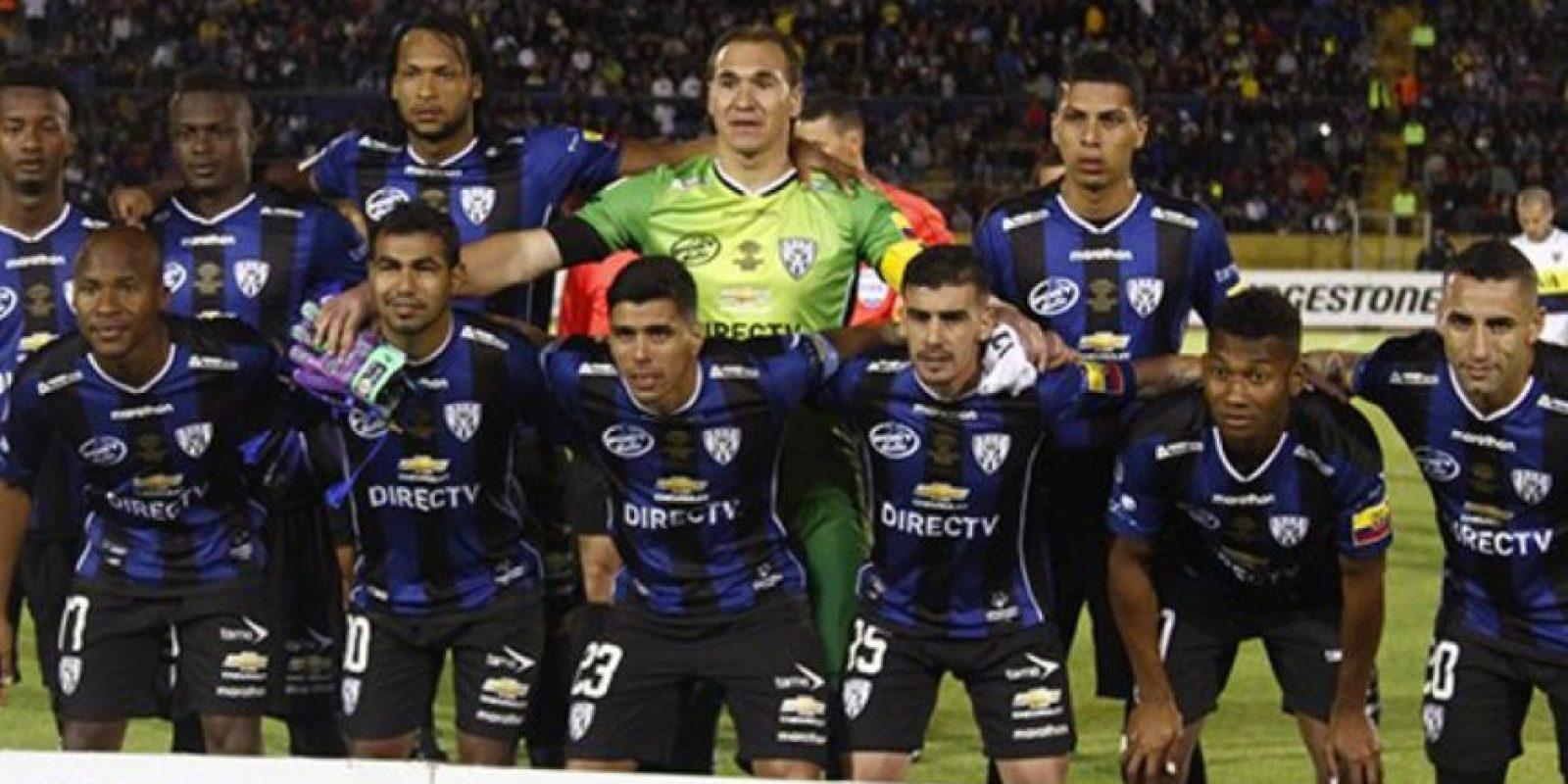 Independiente del Valle Foto:Getty Images
