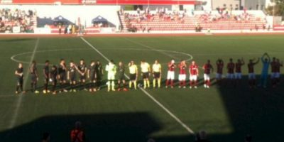 Lincoln Red Imps Foto:Twitter