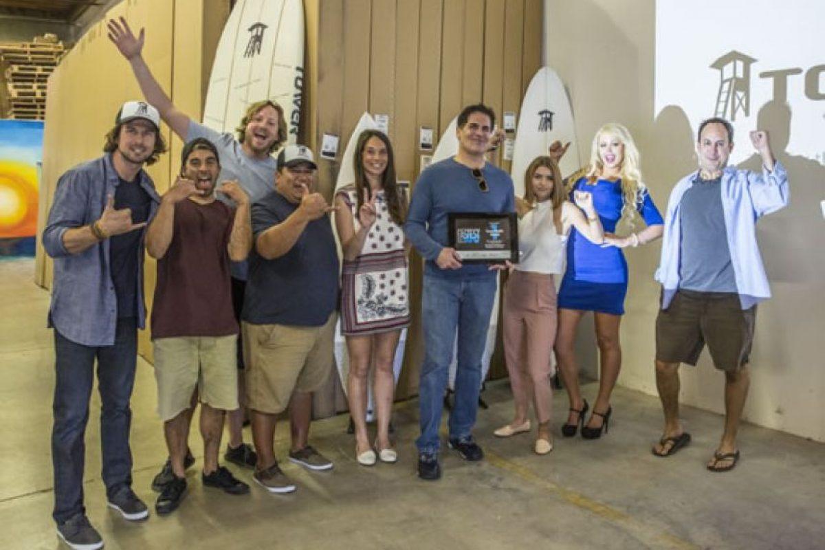 Tower Paddle Boards Foto: CORTESÍA