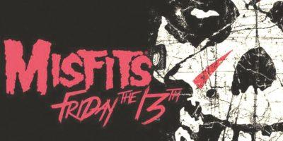 4- The Misfits: Frida the 13ft. La mítica banda de punk lanzó su EP que tiene sólo cuatro temas, a través de su sello Misfits Records. Lo mejor de este material es que viene un vinilo de color y un CD con un libro de seis páginas diseñadas por Jeff Zornow, el creador del cómic Godzilla. Todo un artículo de colección para los seguidores. Lanzamiento: 24 de junio. Foto:Fuente externa