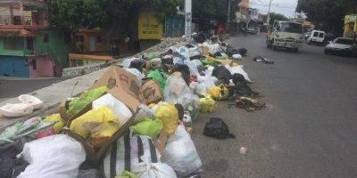 San Cristóbal ha sido intervenida dos veces por el Ministerio de Medio Ambiente. Foto:Mario de Peña