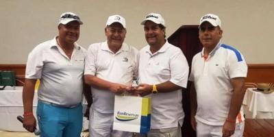 Montero y Villegas entre ganadores de Torneo Diplomática y Consular