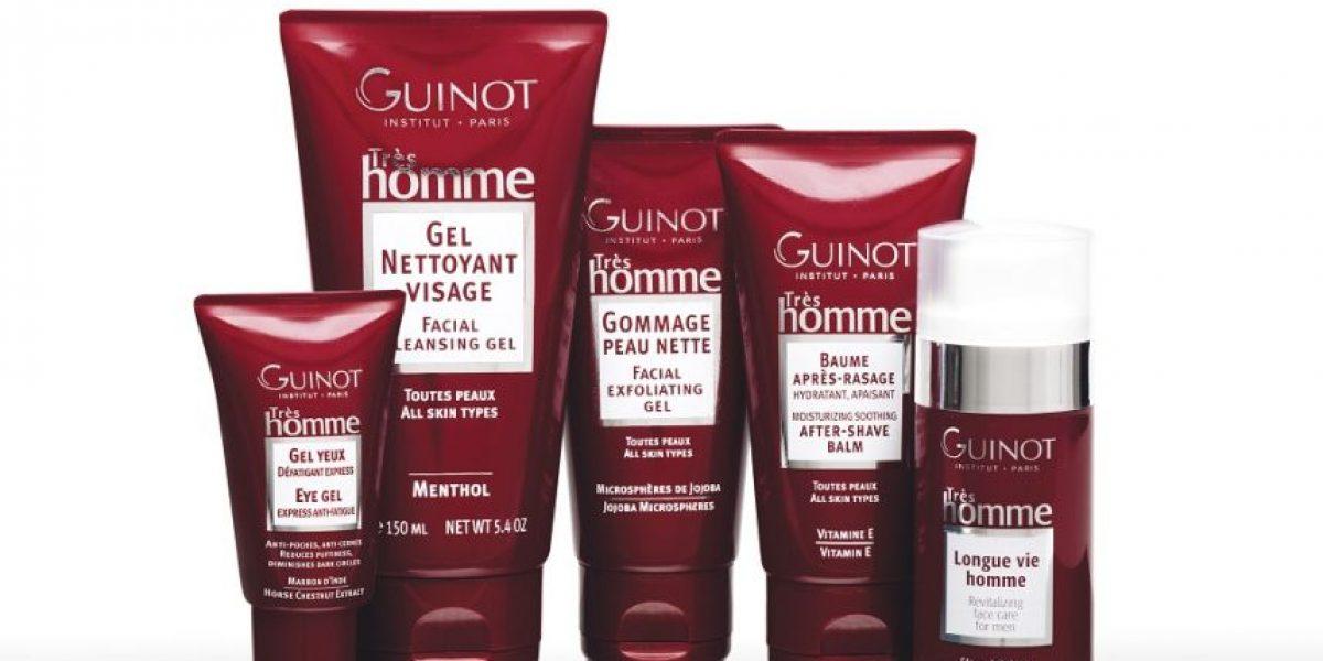 Guinot, línea especializada para los hombres