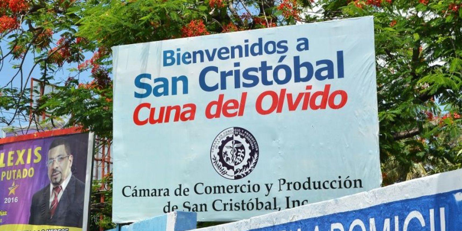 La Cámara de Comercio de San Cristóbal denuncia abandono en la provincia de parte de los gobiernos local y nacional. Foto:Mario de Peña