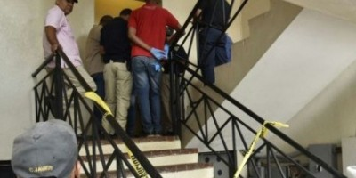 Encuentran vigilante muerto en Plaza Andalucia