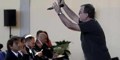 Marcelo Bielsa renunció a los dos días de ser anunciado como técnico de la Lazio Foto:Getty Images