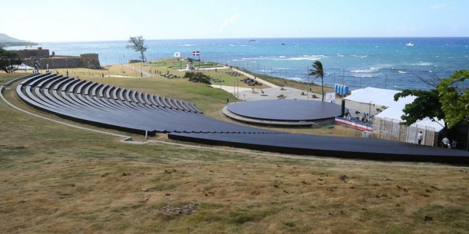 Parque Turístico Puerto Platade Foto:PresidenciaRD