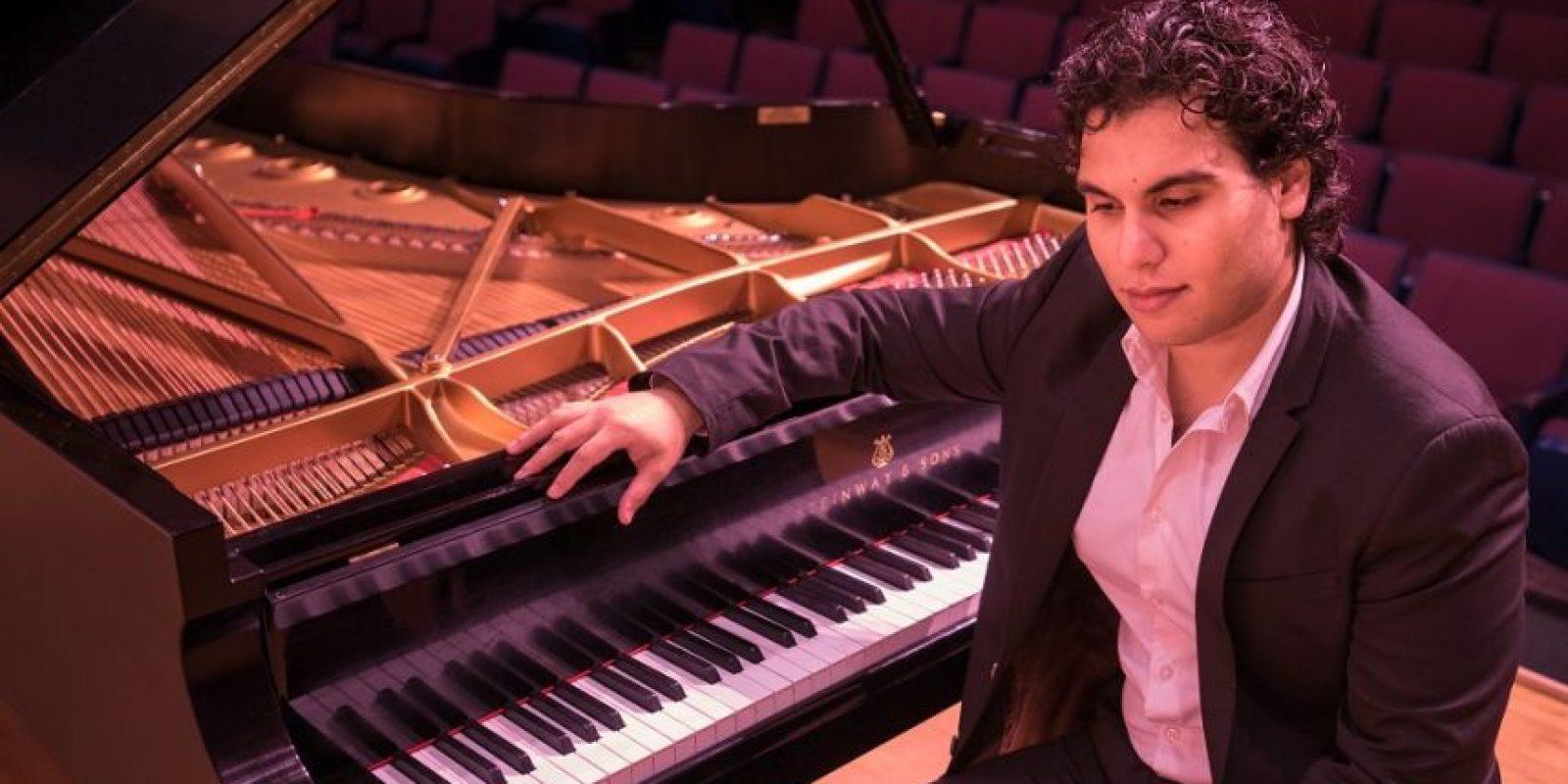 El músico dominicano Milton Fernández. Foto:Fuente externa