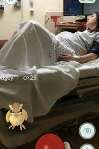 Antes de un parto. Foto:Nintendo