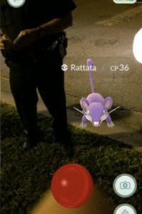 Durante una detención. Foto:Nintendo