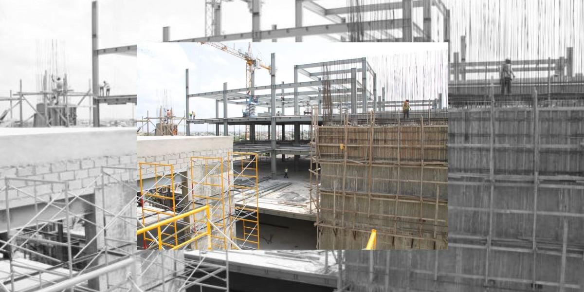 Construcción de la ciudad sanitaria Hospital Morgan se entregará a fin de año