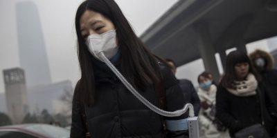 Contaminación aumenta los problemas de salud entre las personas