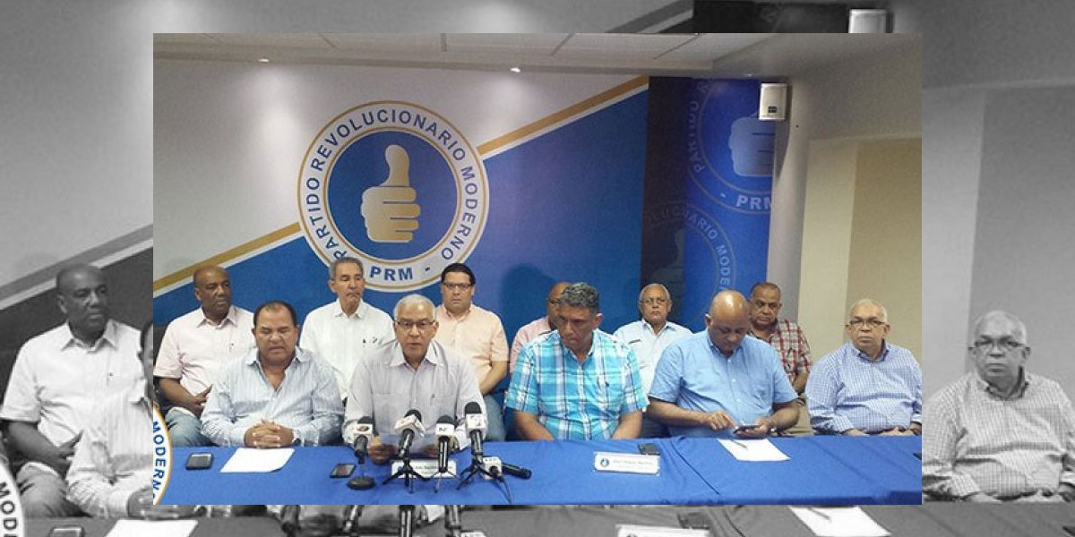 PRM propone renovación de la Junta Central y Tribunal Superior Electoral