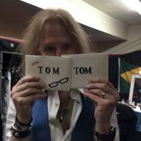 Foto:Twitter Tom Hamilton