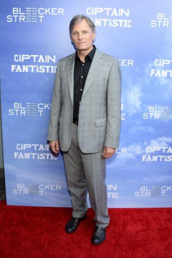 El actor nominado al Oscar dice que la actuación lo ayuda a mantenerse joven y flexible. Foto:Cortesía