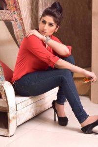 Qandeel Baloch, la modelo pakistaní que murió en un crimen de honor Foto:Facebook.com/OfficialQandeelBaloch