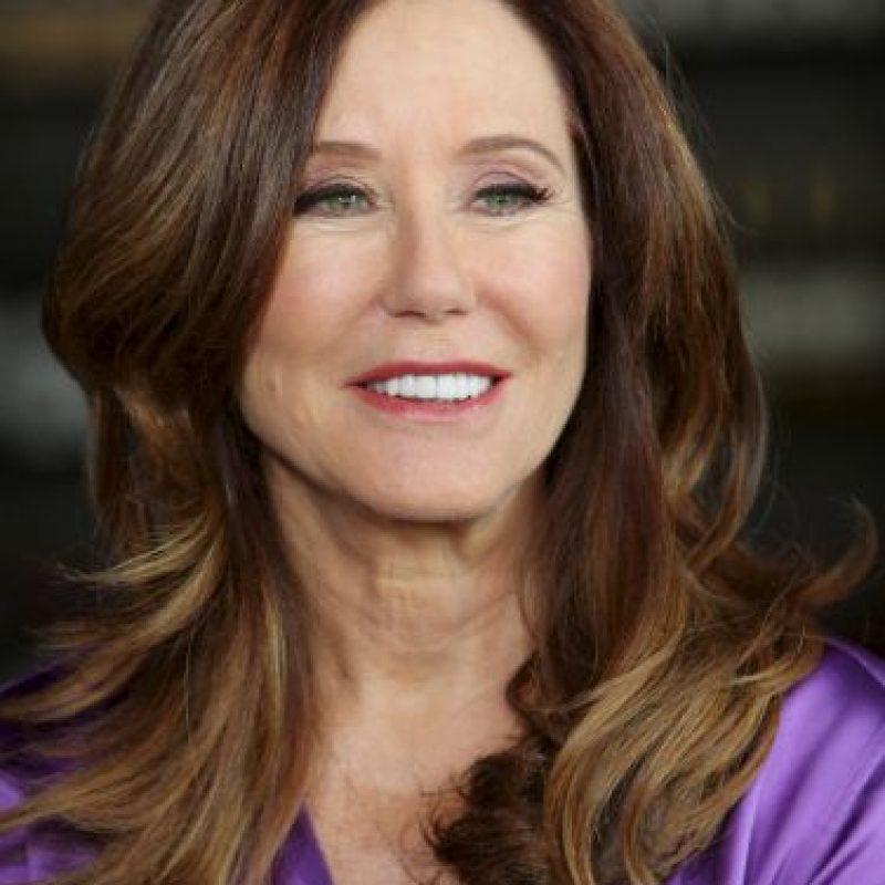 Interpretada por la actriz Mary McDonnell Foto:Getty Images