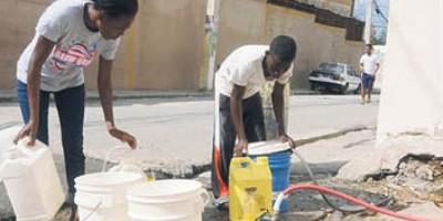 CAASD anuncia agua por gravedad en SDE