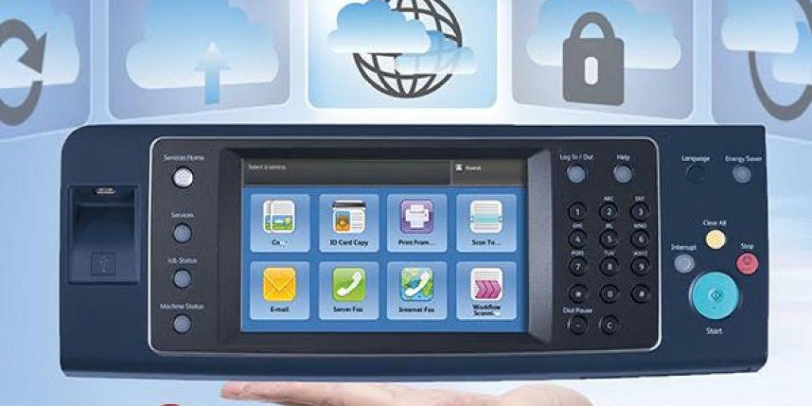 ConnectKey es una combinación de hardware con un conjunto de soluciones de software y aplicaciones Foto:Fuente Externa