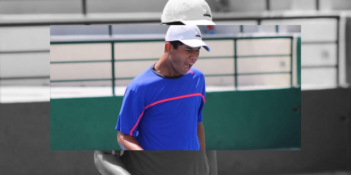 Nick Hardt sigue haciendo historia en el tenis de RD