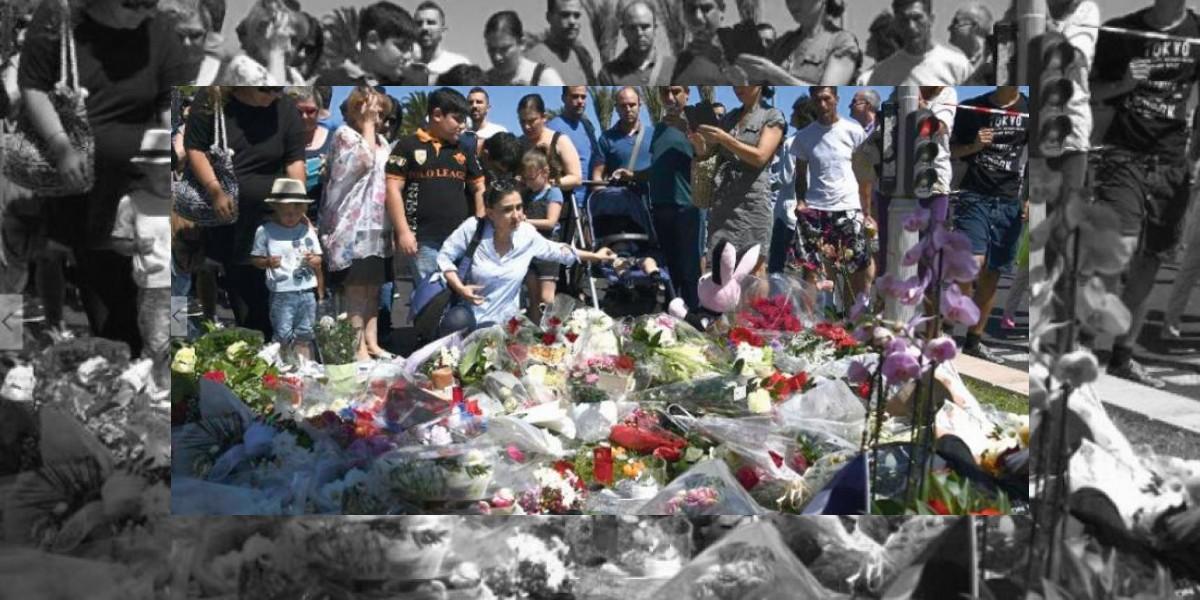 """Terrorista de Niza no actuó solo: pidió """"más armas"""" en un SMS"""