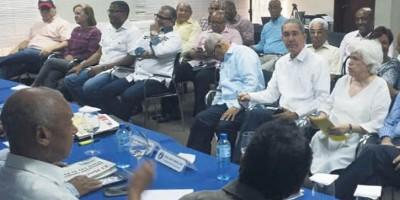 El PRM reclama más pluralidad en diálogo político