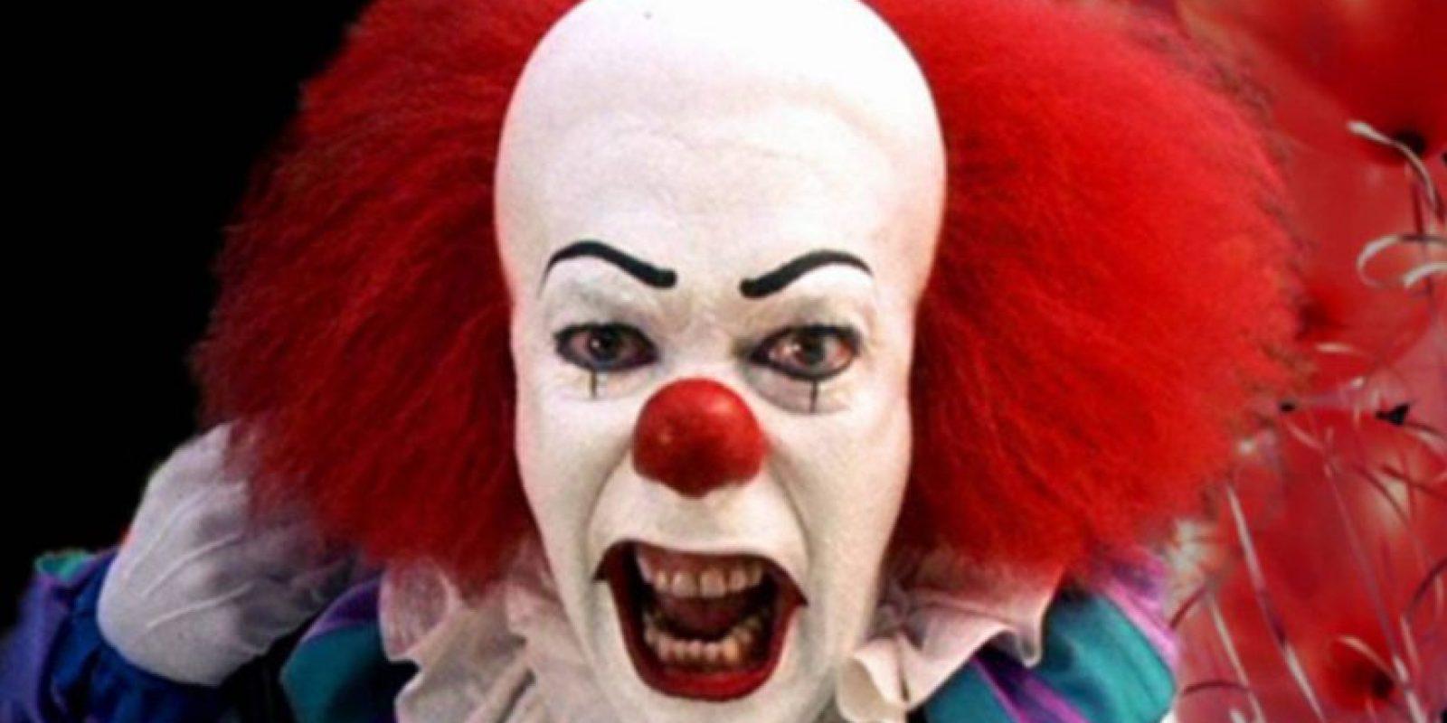 """Muchos de los que vieron """"It"""" siendo niños o jóvenes la culpan de haberles desarrollado una fobia hacia los payasos. Foto:Warner Bros. Television"""