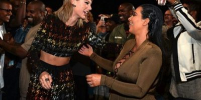 La guerra entre Kim Kardashian y Taylor Swift en redes sociales