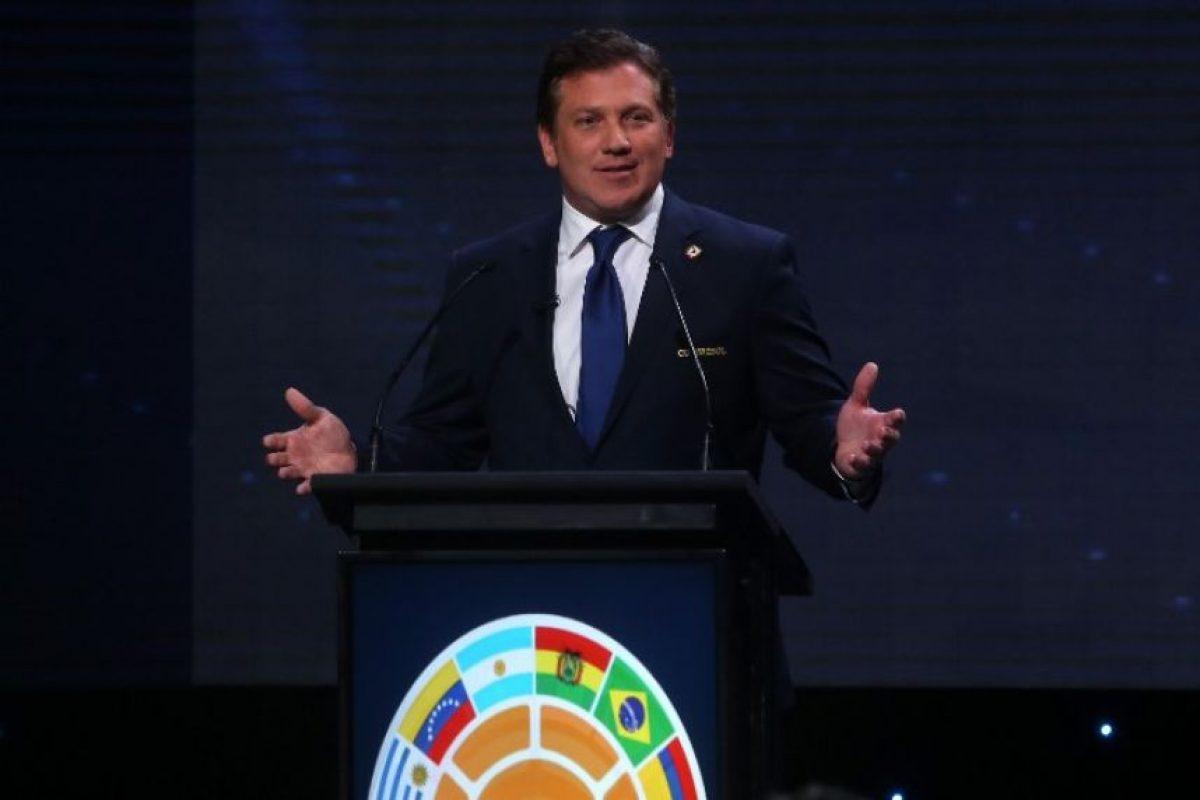 Alejandro Domínguez ya había anunciado un incentivo en los premios, que será de hasta un 72% con respecto a la edición del 2015 Foto:AFP