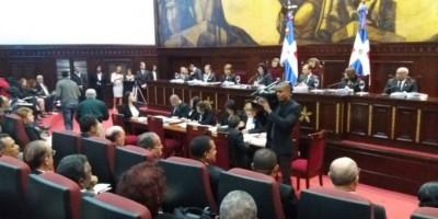Inician Asamblea Nacional para ratificar a Danilo y Margarita