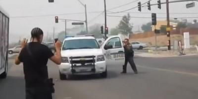 VIDEO: El experimento social que muestra el racismo de policías con los negros en EEUU