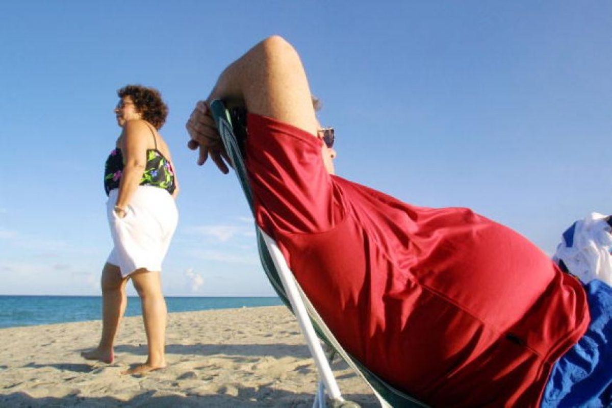 No mide la grasa corporal directamente, pero tiene una correlación con mediciones directas de la grasa corporal Foto:Getty Images
