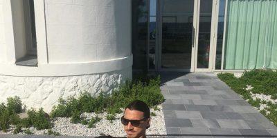 Zlatan Ibrahimovic ha aprovechado sus vacaciones en California Foto:Instagram Zlatan Ibrahimovic