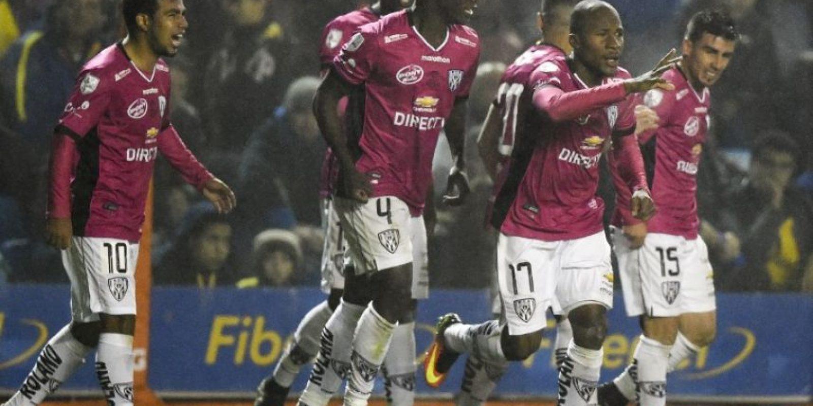 Los ecuatorianos están debutando en la final del torneo Foto:AFP