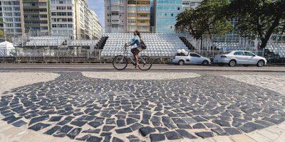 La presión en Copacabana